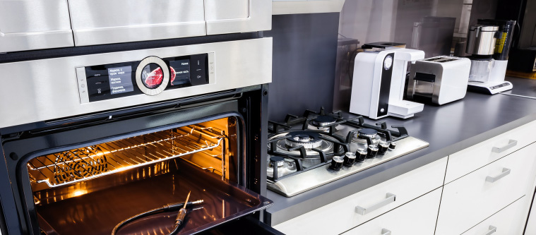 INTEGRATED APPLIANCES image