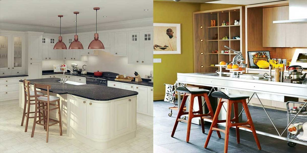 Fitted Kitchen or Unfitted Kitchen?  image