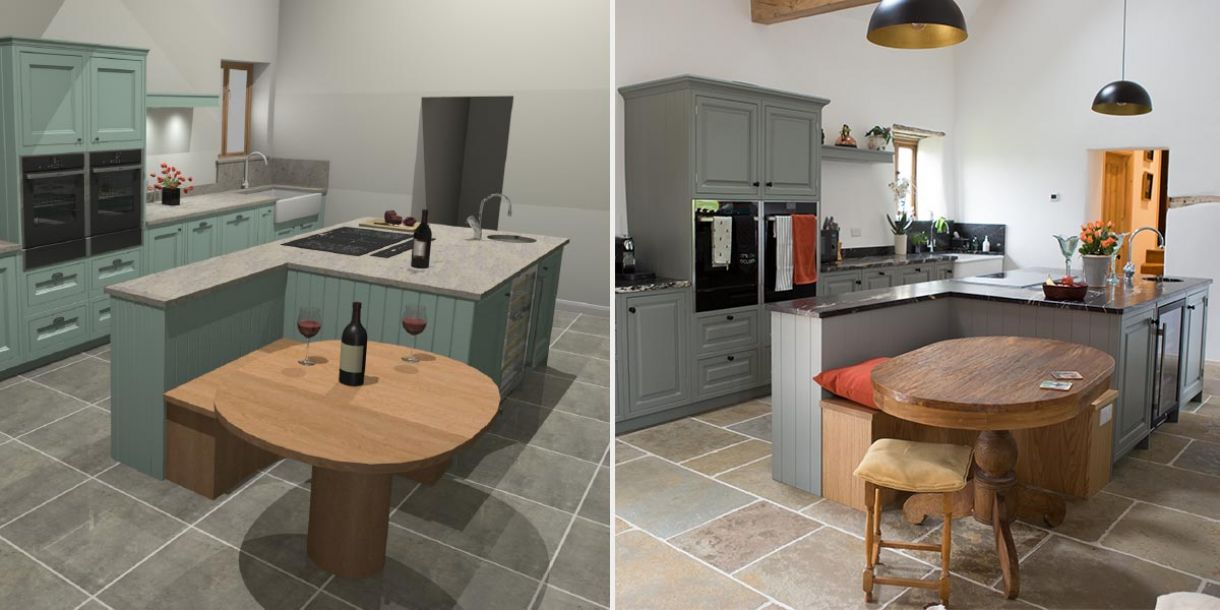 From Idea to Reality: Designing your Fitted Kitchen image