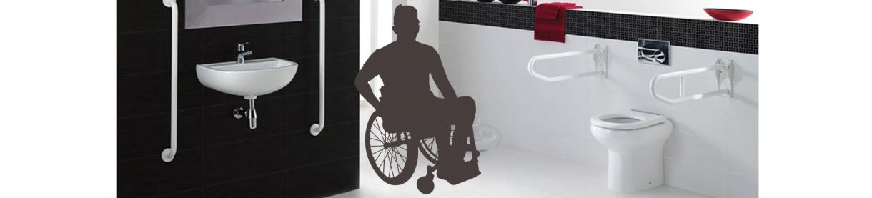 Disabled Bathroom Design and Virtual Reality image
