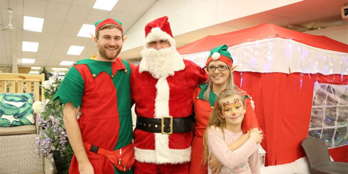 Festive Family Fun Day in Gardiner Haskins Cirencester image
