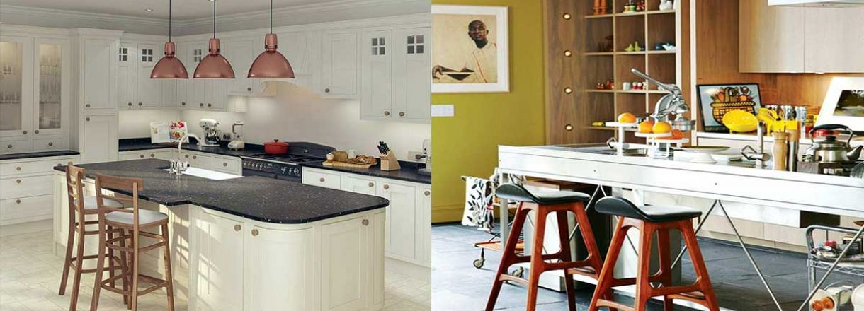 Fitted Kitchen or Unfitted Kitchen image