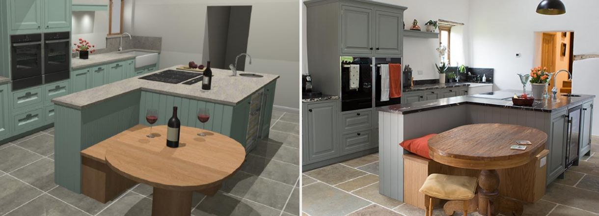 From Idea to Reality: Designing a Fitted Kitchen image