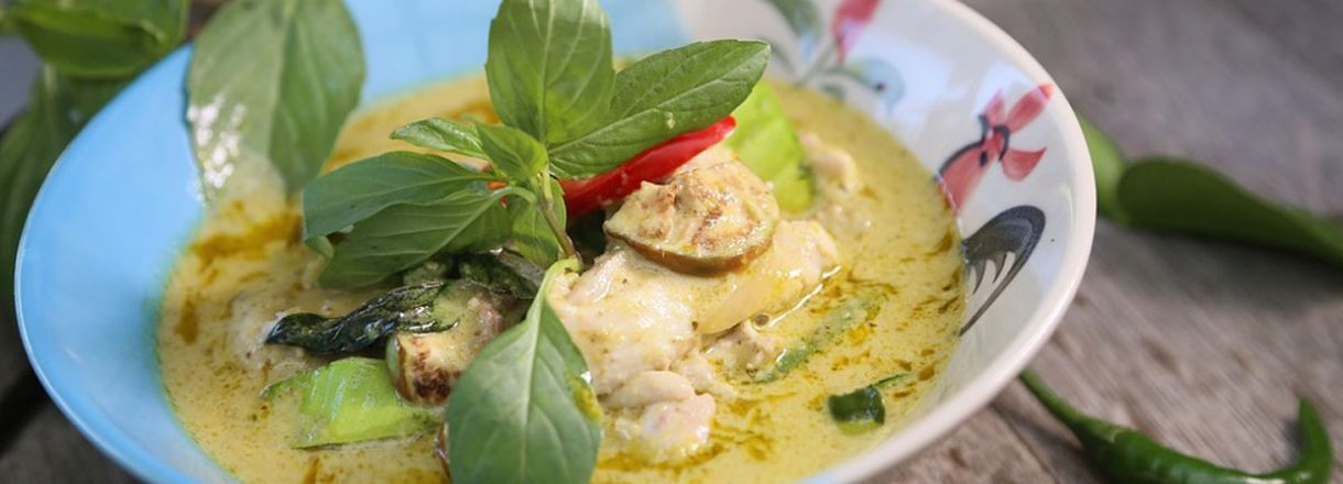 Recipe: Thai Green Curry image