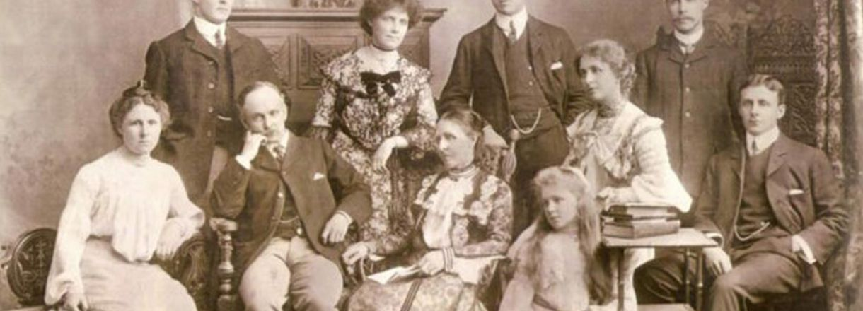 The Gardiner Family History image