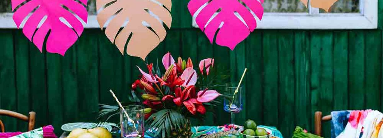 How to Host a Summer Garden Party image