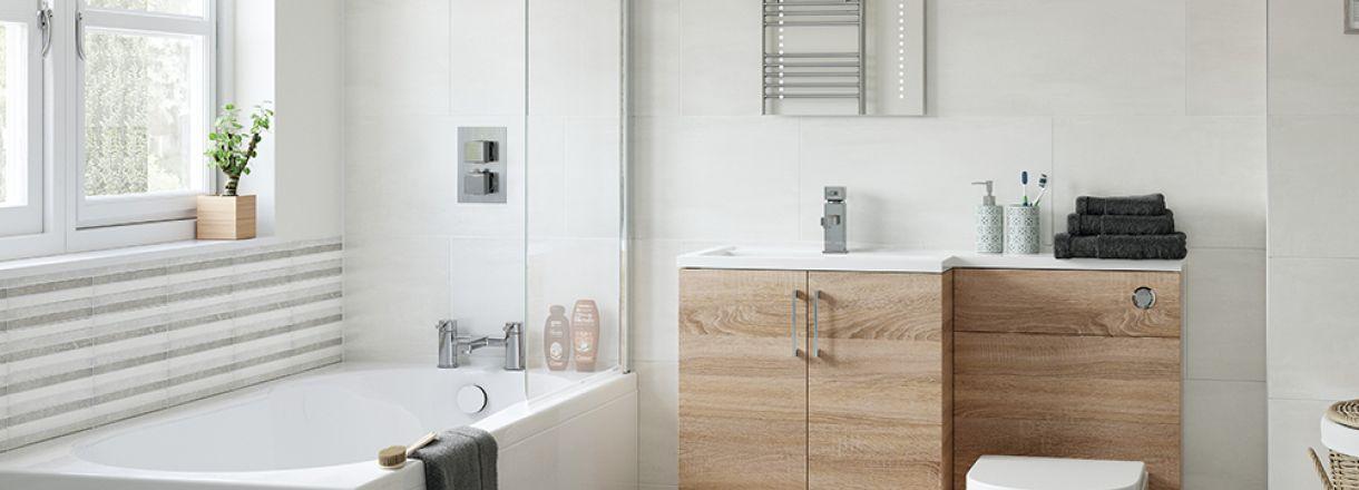 Bathroom Ideas on a Budget  image