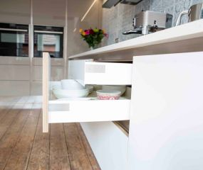 Kitchen Case Study: Crown Polaris White & Furore Coffee Light case study thumbnail image