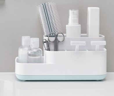 BATHROOM ORGANISERS image