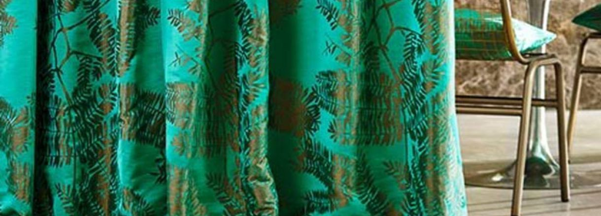 Choosing Linings for your custom curtains image