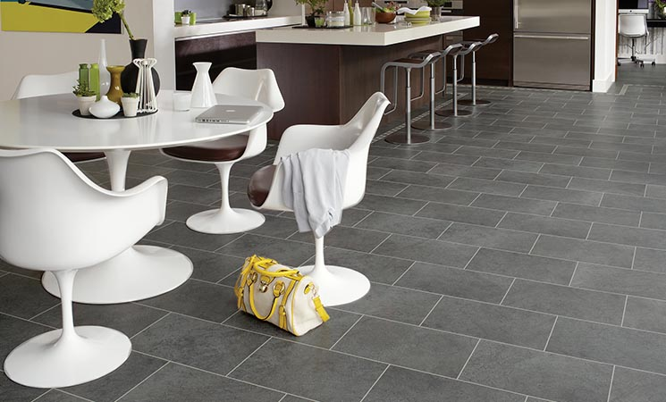 Karndean flooring for your kitchen space