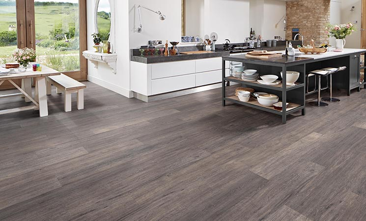 Karndean Looselay Flooring for your kitchen space