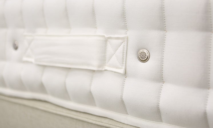 Most of our beds are beautifully hand-stitched so you can be guaranteed 100% quality.