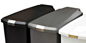 Simple Human Plastic Bins