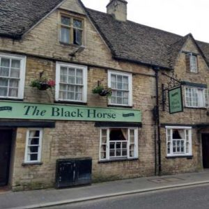 The Black Horse in Cirencester