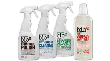 Bio D Cleaning Products