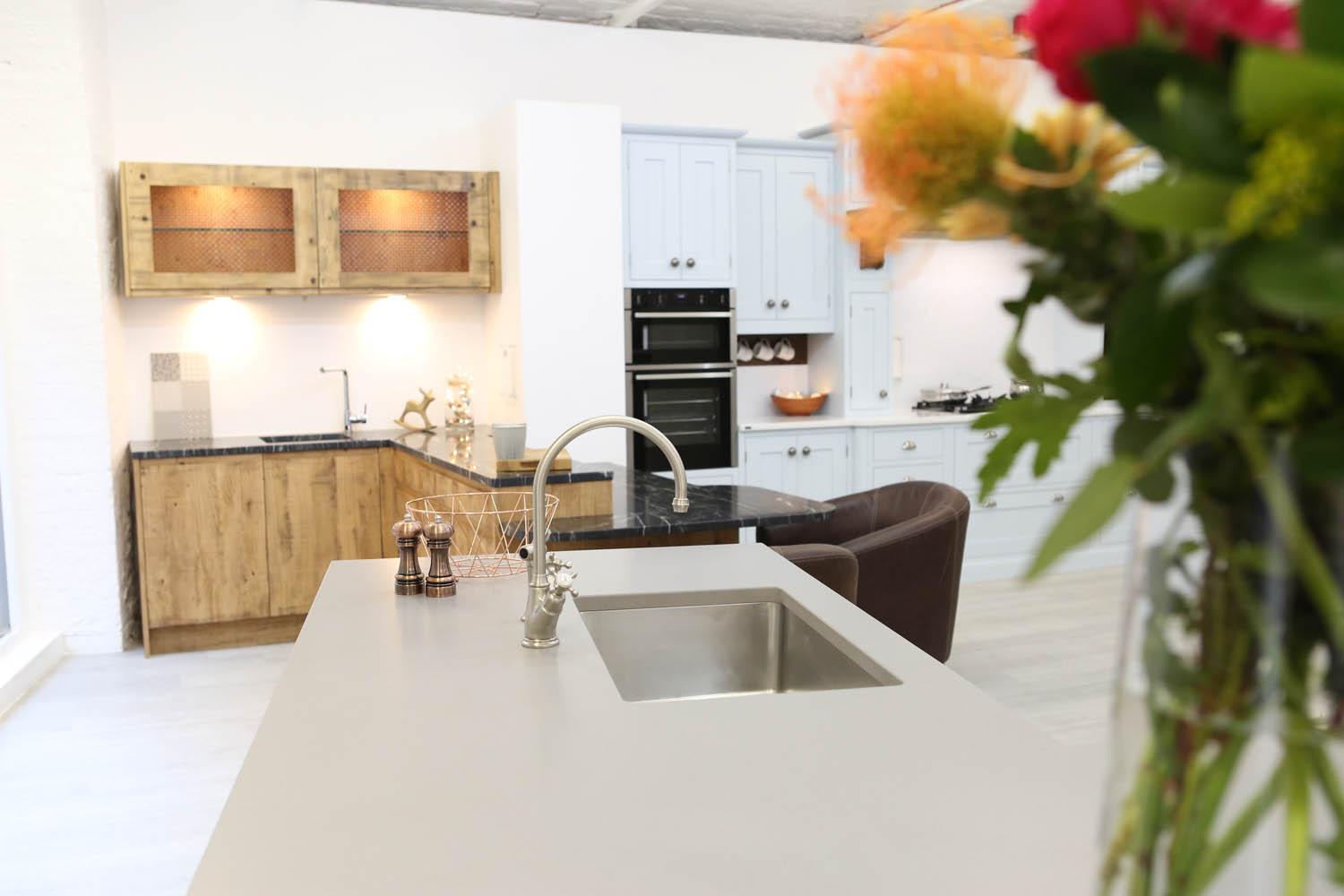 Fitted kitchens at Bristol - Prentice Bakewell Wood