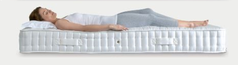 The Best mattress for sleeping on your back.