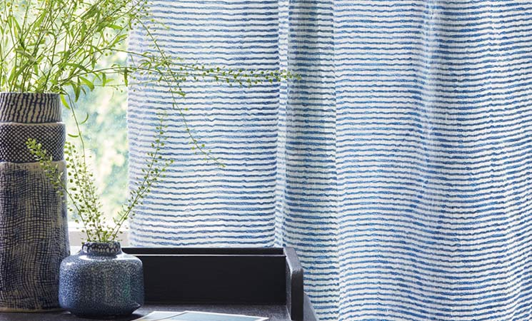 Villa Nova fabric for curtains and blinds. Made-to-measure.