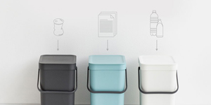 Sort and Go Bins
