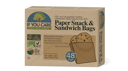 Paper Snack Bags