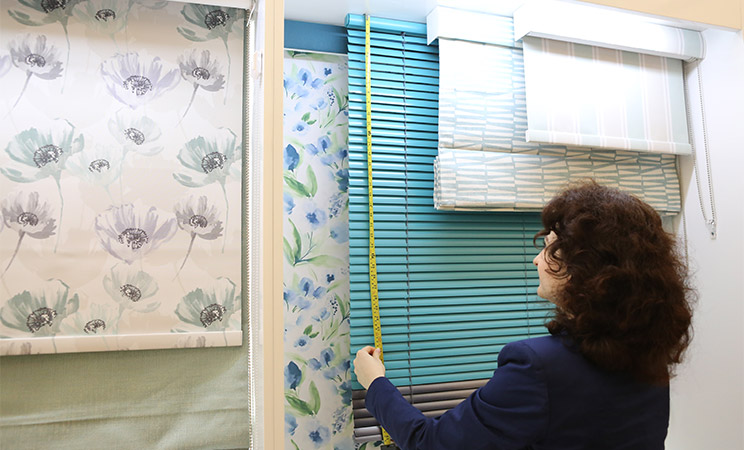 Get your new curtains beautifully handmade by our expert team.