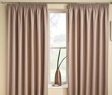 Pencil Pleat Curtains image
