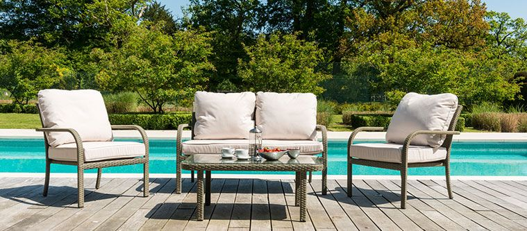 LUXURY OUTDOOR FURNITURE image