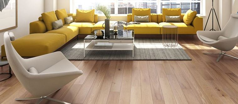 WOODEN FLOORING image