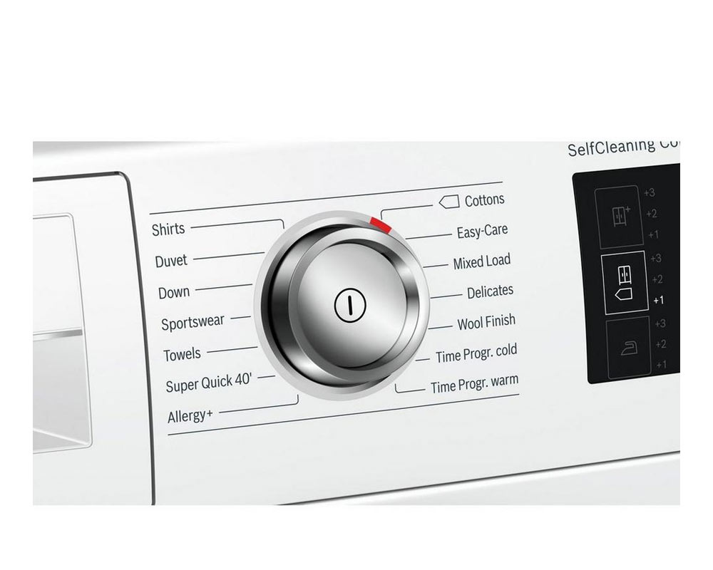 Bosch WTWH7660GB Condenser Tumble Dryer thumbnail three