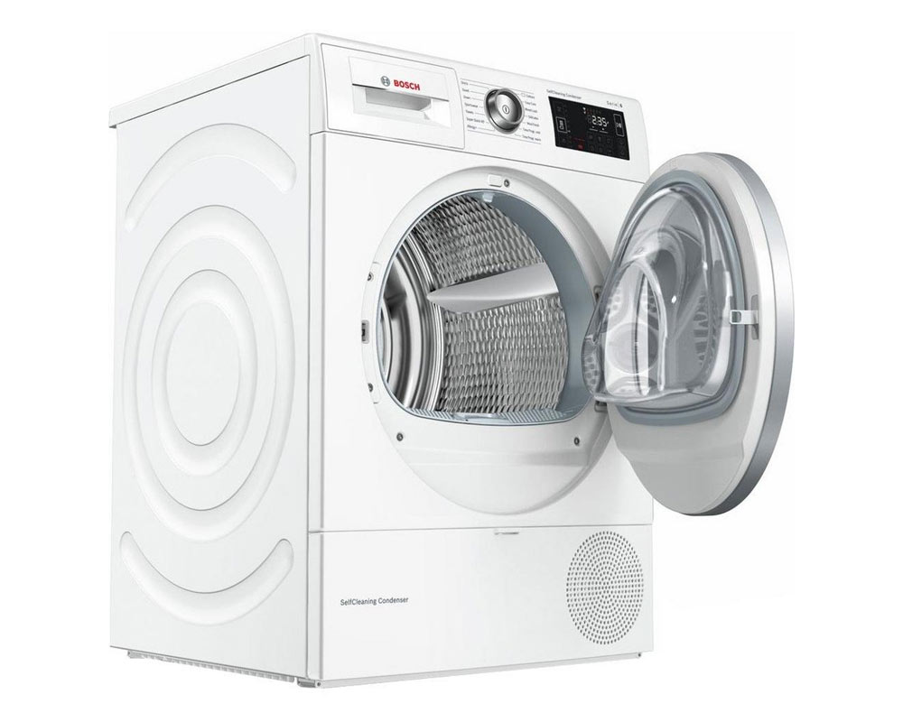 Bosch WTWH7660GB Condenser Tumble Dryer thumbnail four