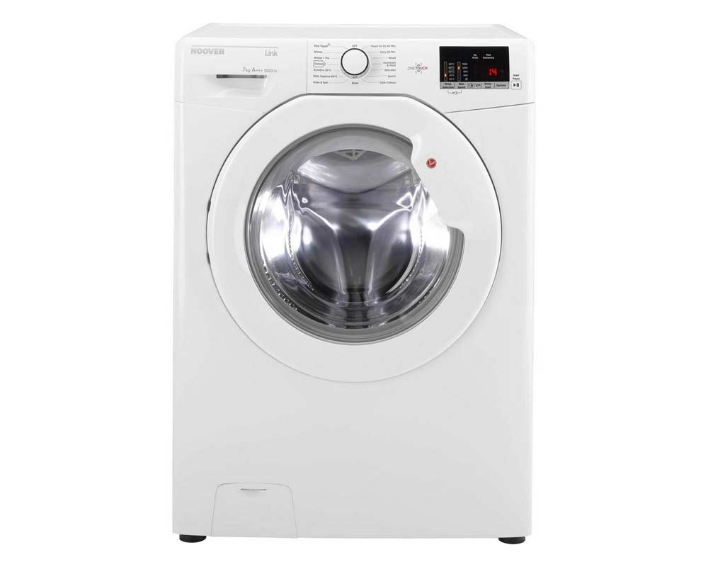 Hoover HL1572D3 7kg 1500 Spin Washing Machine thumbnail one