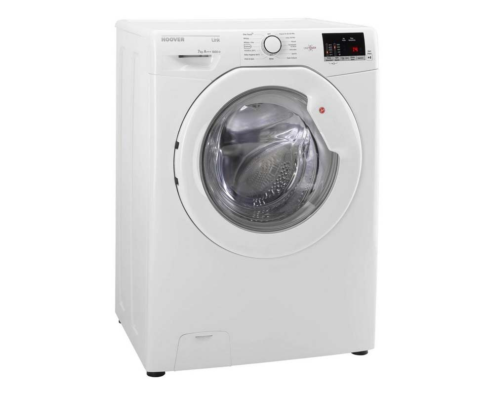 Hoover HL1572D3 7kg 1500 Spin Washing Machine thumbnail two