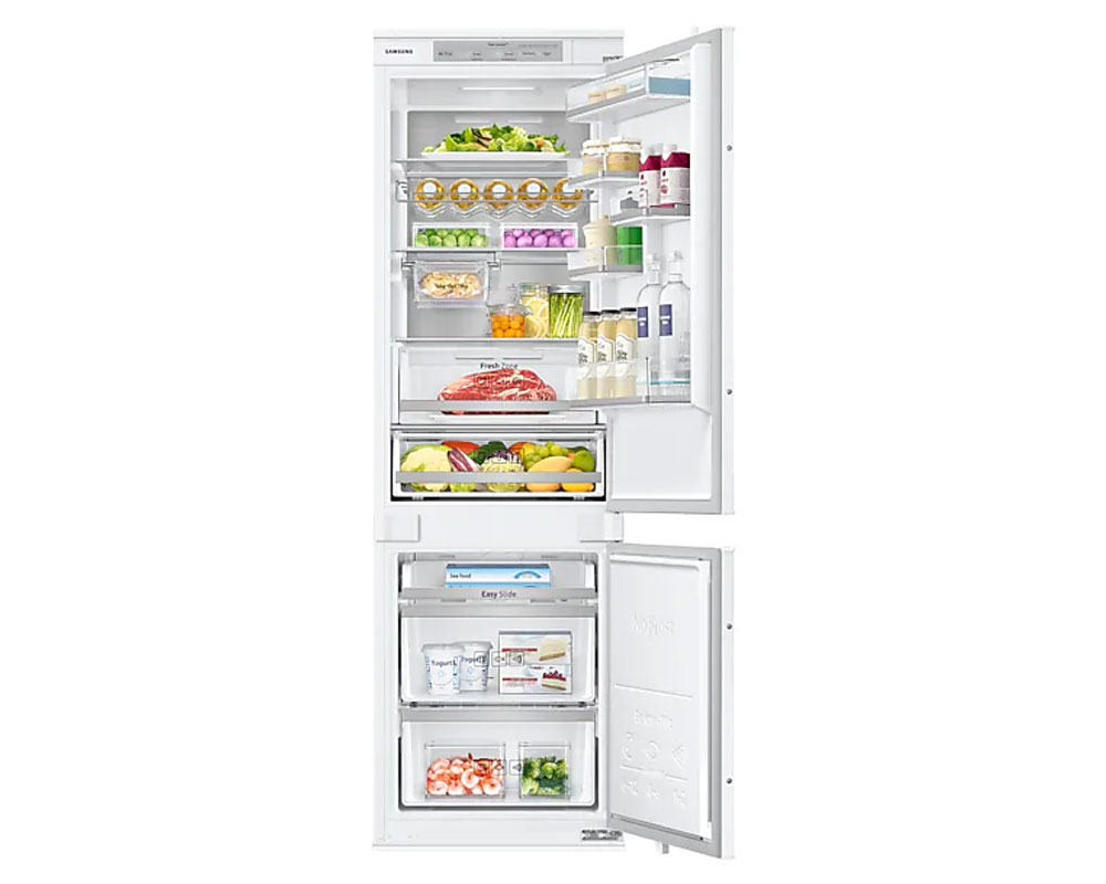 Samsung Built-in Fridge Freezer with CoolSelect Plus Zone, 263 Litre BRB260087WW/EU thumbnail two