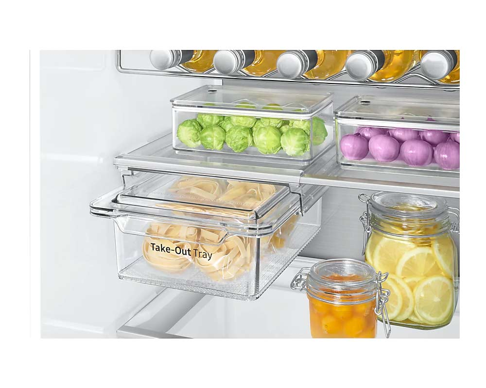 Samsung Built-in Fridge Freezer with CoolSelect Plus Zone, 263 Litre BRB260087WW/EU thumbnail four