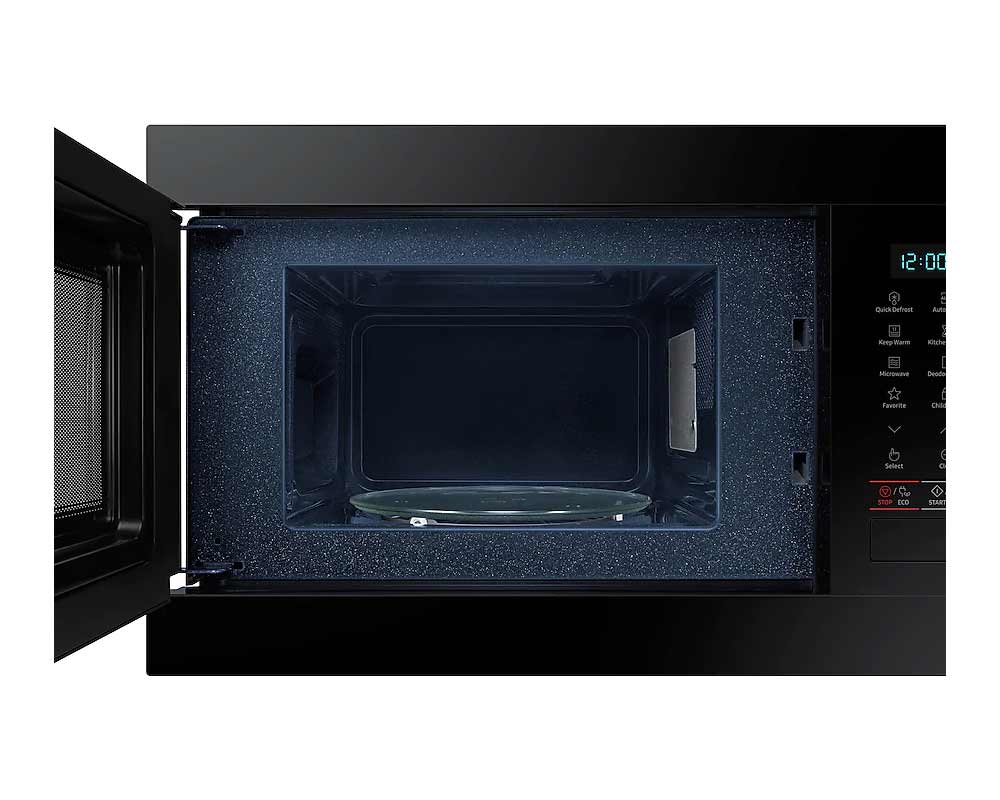 Samsung Built In Solo Microwave 22L thumbnail two
