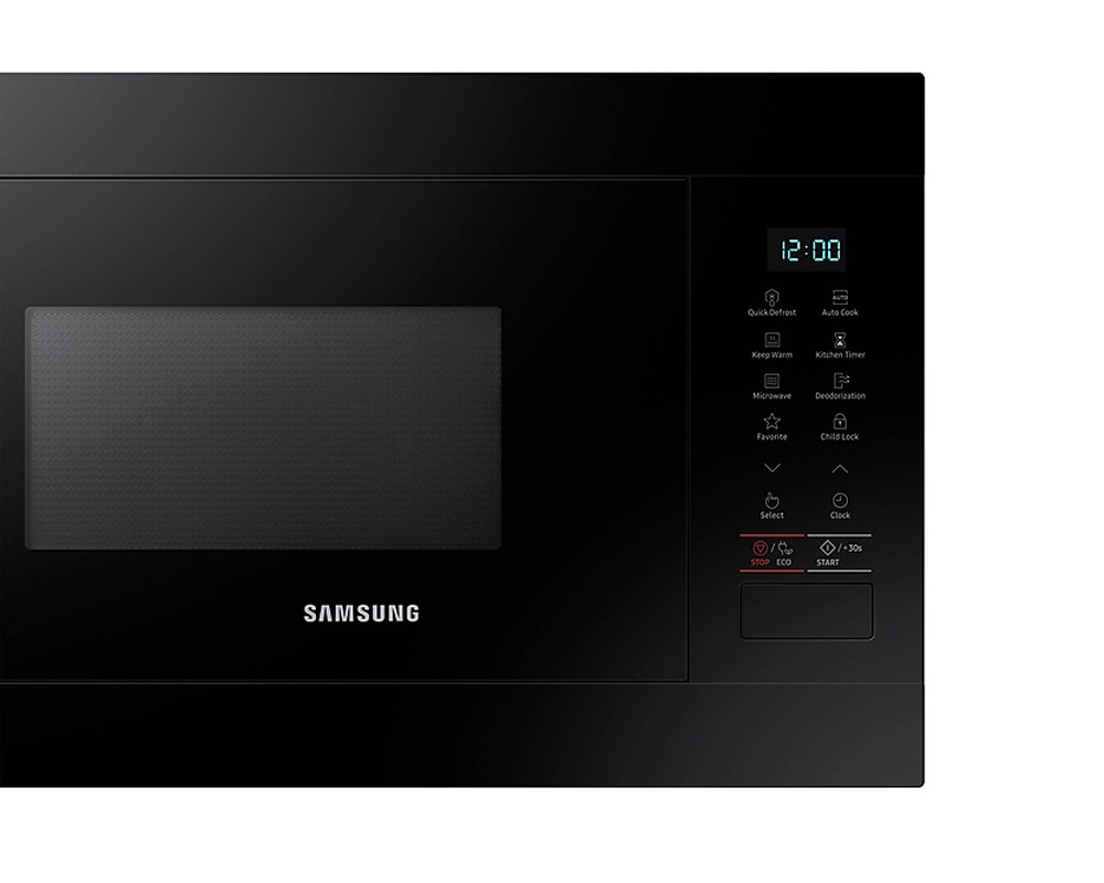 Samsung Built In Solo Microwave 22L thumbnail three