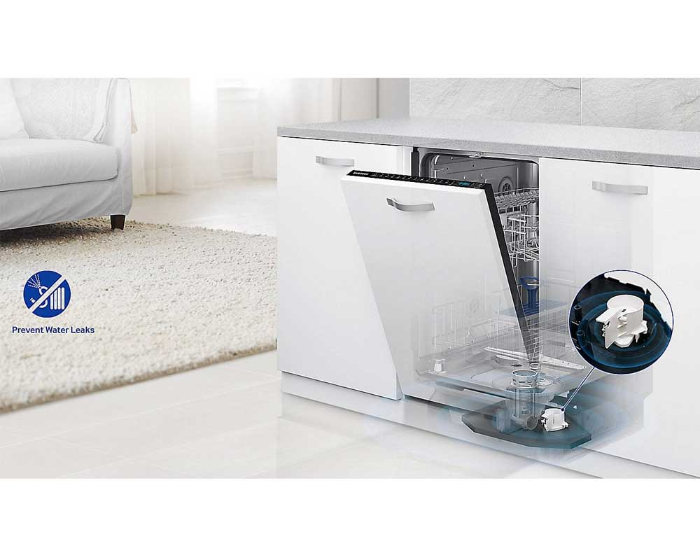 Samsung Fully Integrated Full Size Dishwasher DW60M6040BB/EU thumbnail four