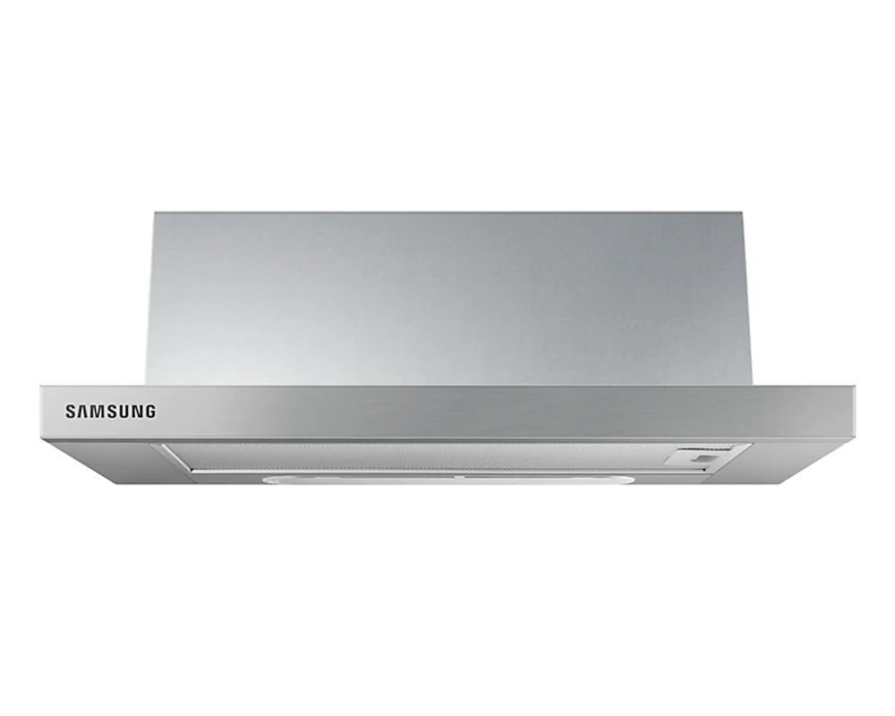 Samsung Wall Mount Telescopic Cooker Hood, 60cm NK24M1030IS/UR thumbnail one