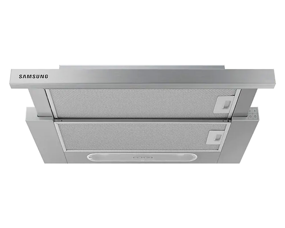 Samsung Wall Mount Telescopic Cooker Hood, 60cm NK24M1030IS/UR thumbnail two