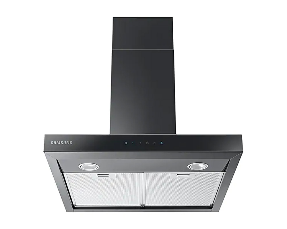 Samsung Wall Mount Cooker Hood with Touch Display, 60cm NK24M5070BM/UR thumbnail two