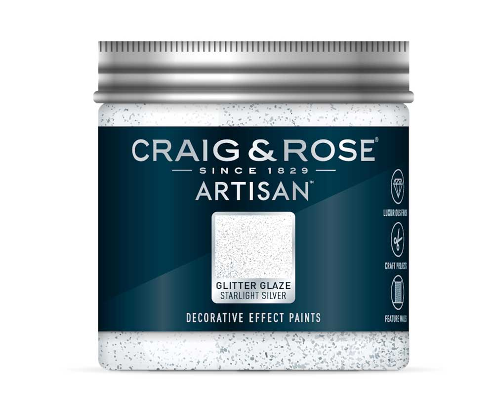 Craig & Rose Glitter Glaze thumbnail one