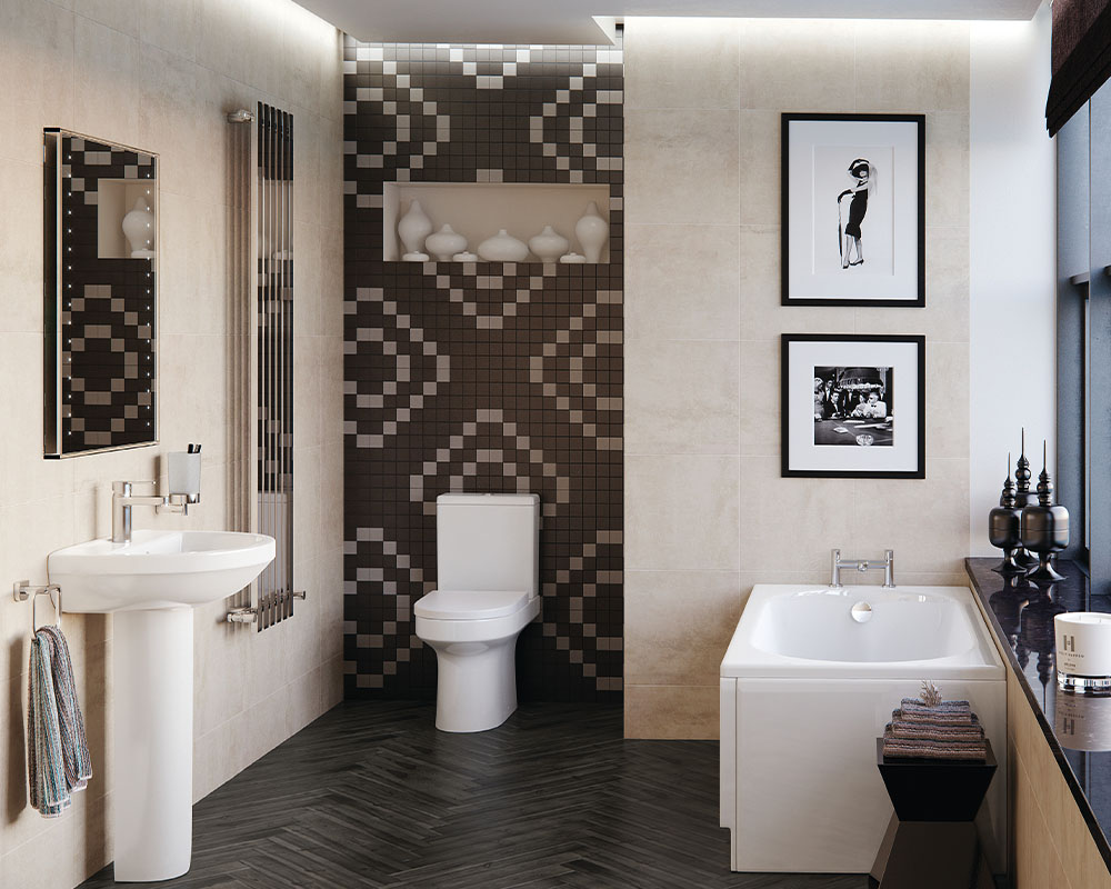 Bathrooms to Love Laurus Bathroom Pack thumbnail one