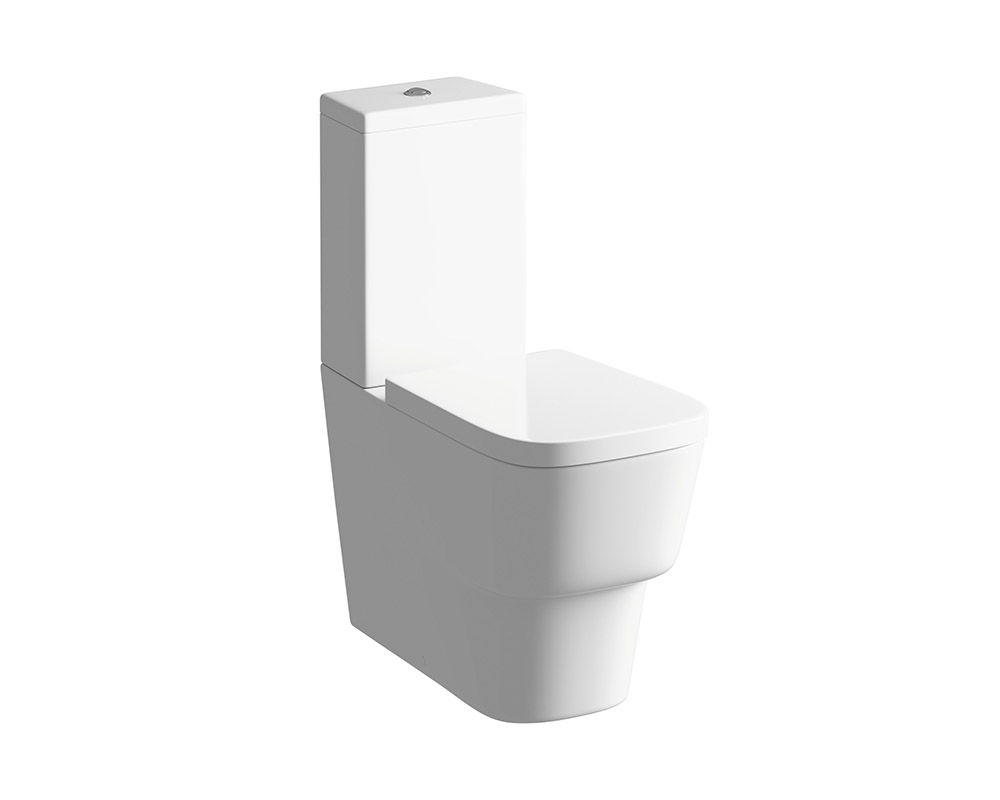 Bathrooms To Love - Amyris Close Coupled WC thumbnail one