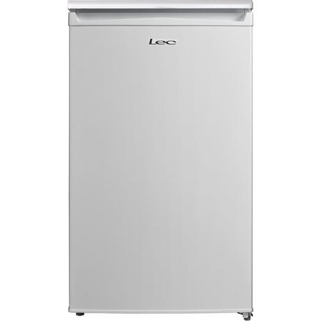 Lec U5017W 50cm Undercounter Freezer - White - A+ Rated thumbnail one